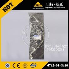 6742-01-3440 KOMATSU PC300-7 HOSE FLEXIBLE turbo intake pipe