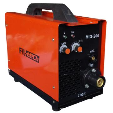 MIG IGBT Welder with High Duty Cycle (MIG-200T)