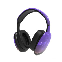 2021 Mobile Accessories Bluetooth 5.0 Diy Logo Headphone Pakistani Price Headphone Cover Bone Conduction Headphone