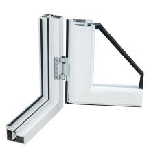 Profils d'extrusion en aluminium à rupture thermique Feelingtop pour fenêtres et portes