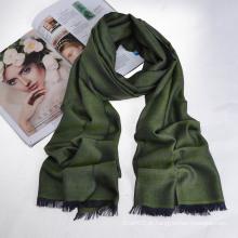 Lenço de seda de cashmere com preço competitivo Quatity alto