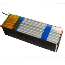 High Safety 12V Li-Polymer Battery Pack Customized Rechargeable Lithium Battery Pack 12V 12ah
