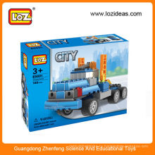 3DIY Educational собирает частицы классического строительного набора Bulldozer 3 стиля блок комплекты игрушки для детей