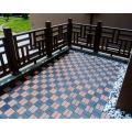 High quality Garden design cheap floor tiles wpc DIY pool deck tiles,Solar tiles,Stone tiles
