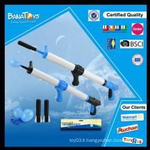 Nouveaux produits sur l'espace de marché de la Chine, pistolet à eau avec flèche souple et mini-ballon