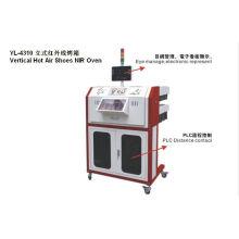 2.5 / 3.0m Hot Air Convection Shoe Oven Machine / Nir Automatic Shoe Conveyor
