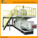 Full Automatic Clay Brick Making Machine Line Dryer Chamber