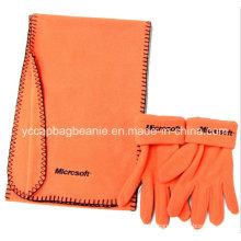 Warm Winter Fleece Hat/Glove/Scarf Set