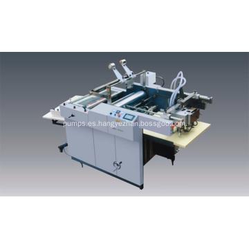 ZX-YFMD automática, máquina laminadora