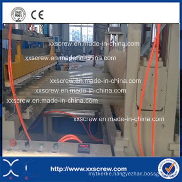 Rigid PVC Sheet Extruder Machine