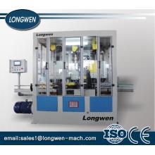 Máquina rebordeadora hidráulica de alta calidad para el recipiente de comida redondo de metal