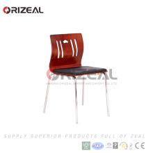 Silla de madera contrachapada OZ-1058- [catálogo]