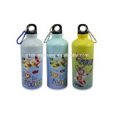 600ML promotional aluminum water bottle with bpa free