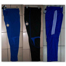 Men sports team pants polyester training club pants