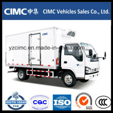 Isuzu Kühlfahrzeug 5 Tonnen Gefrierschrank Van Truck Theming