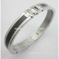 Fashion Carter Carbon Stainless Steel Men's Bracelet Bangle