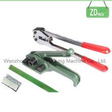 Herramientas manuales para flejado de mascotas, 13-19 mm Tensor y sellador (B330)
