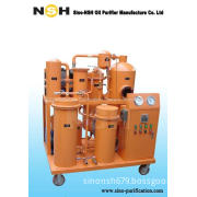 Lubrication Oil Purifier oil recycling oil filters equipment