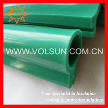 Insulation sleeving green overhead line cover