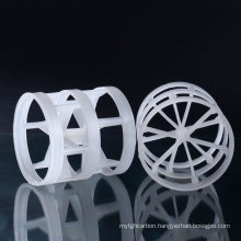 Plastic Pall Ring for Cooling and Absorbing