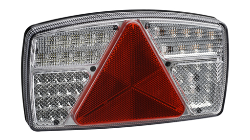 Travel Trailer Tail Combination Lamp