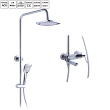 new brass muslim bath shower set rain shower set