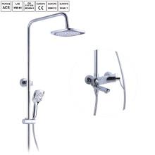 новый мусульманский латунь ванна душ комплект дождь душ комплект