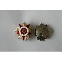 Insignia de la medalla, emblema militar del ejército del esmalte (GZHY-CY-001)