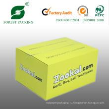 2014 Новый дизайн высококачественной индивидуальной оптовой бумажной коробки