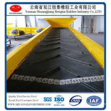 Chevron Conveyor Belt/ Patterned Conveyor Belt