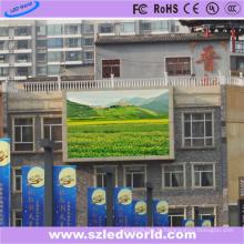 Écran extérieur d'affichage à LED de P5 HD SMD 1r1g1b pour la publicité