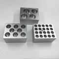Pièces en aluminium usinées par coutume de qualité pour l'instrument