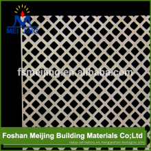hot sale 80g 6x6mm hole mosaic paper mesh manufacturer