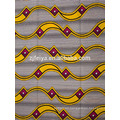 2015 Newest African Stock Wax Fabric