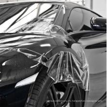 película de protección de pintura de coche