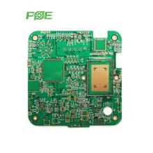 Multilayer Immersion Gold PCB Prototype Custom Manufacturer