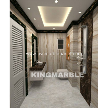 China Marble Color PVC Wall Panels and UV Wall Board Manufacturers