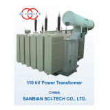 33kv Oil Immersed Power Transformer (S10-15000/33)