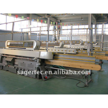 Glass Straight Line Round Edging Machine