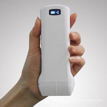 Mini scanner de ultrassom sem fio do tipo sonda da série linear