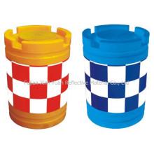 Anti-Bump Barrel Sticker Reflective Sticker