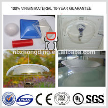clarabóia de policarbonato