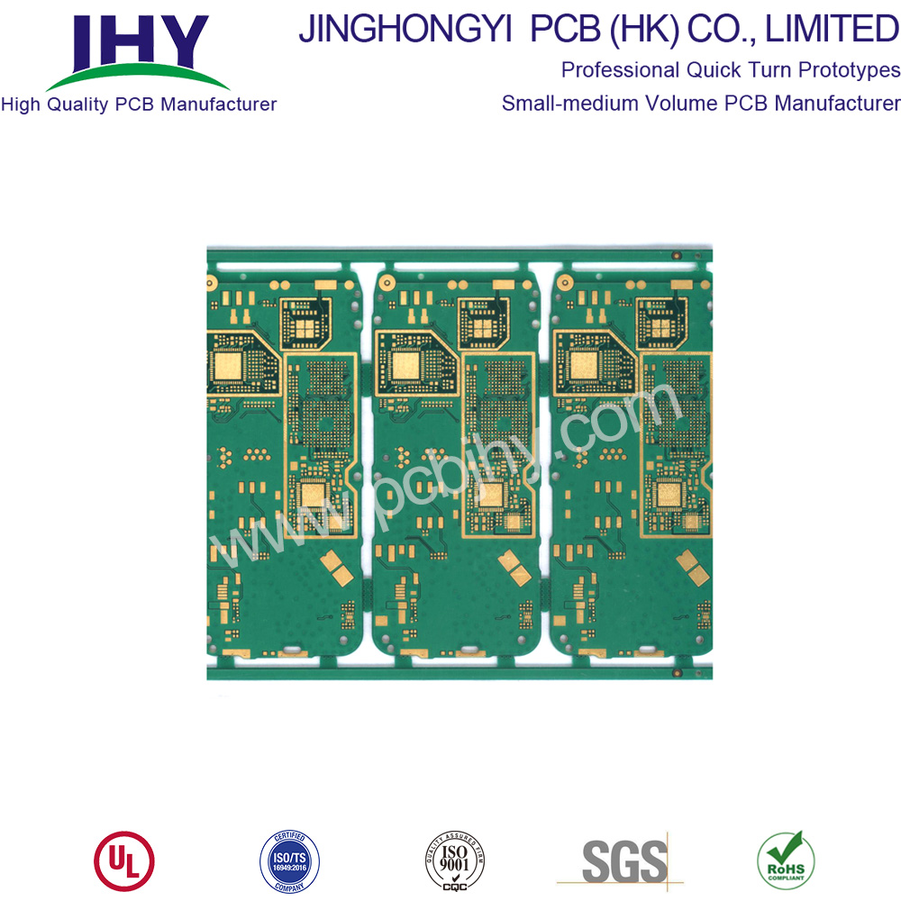 Cheap and fast PCB prototype-JHYPCB