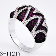 925 Sterling Silver Fashion Jewelry Ring for Woman (S-11217)