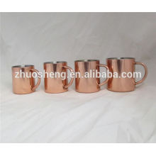 530ml fashion bulk buy absolut mule copper mug