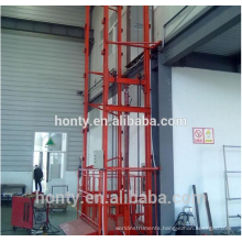 lift equipment hydraulic vertical underground garage lift