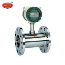 Medidor de flujo portátil de PP Adblue Def Liquid Turbine