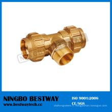 Fabricant de fil en laiton mâle fabricant rapide fournisseur (BW-309)
