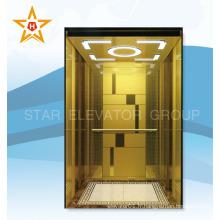 Coût élévateur élégant et de luxe pour ascenseur de passagers