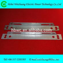 galvanized steel crossarm
